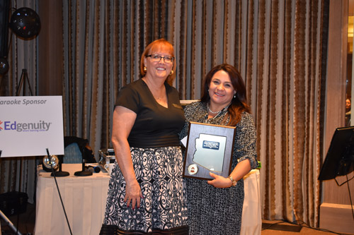 Santa Cruz County Teacher of the Year Recipient