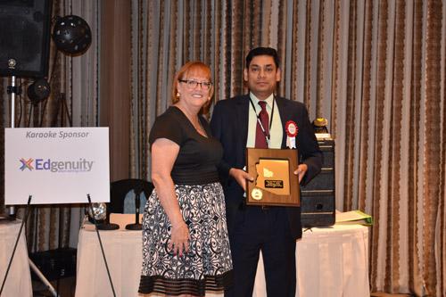 Yavapai County Teacher of the Year Recipient