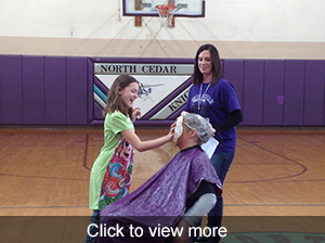 more photos of PBIS assembly