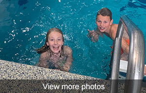 view more photos of Camp Courageous field trip