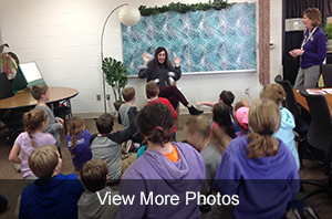 View more photos from our hot cocoa and cookies part at Mechanicsville Elementary