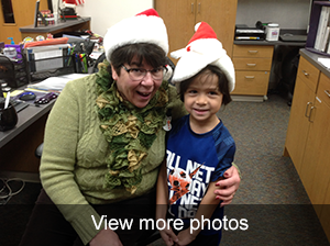view more photos of the Kindness Elves