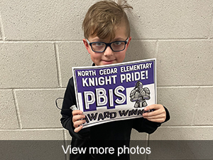 View more photos of our Mechanicsville Elementary PBIS Assembly