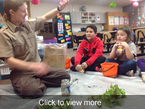 More photos about Cedar County Conservation's visit