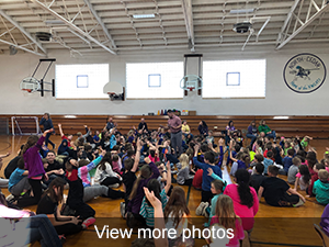View more photos of Coach Sloth's visit to Lowden