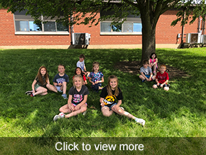 Photos of Lowden Elementary Field Day