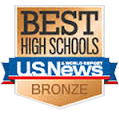 Best High Schools Bronze Award