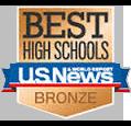 Best High Schools Bronze Award