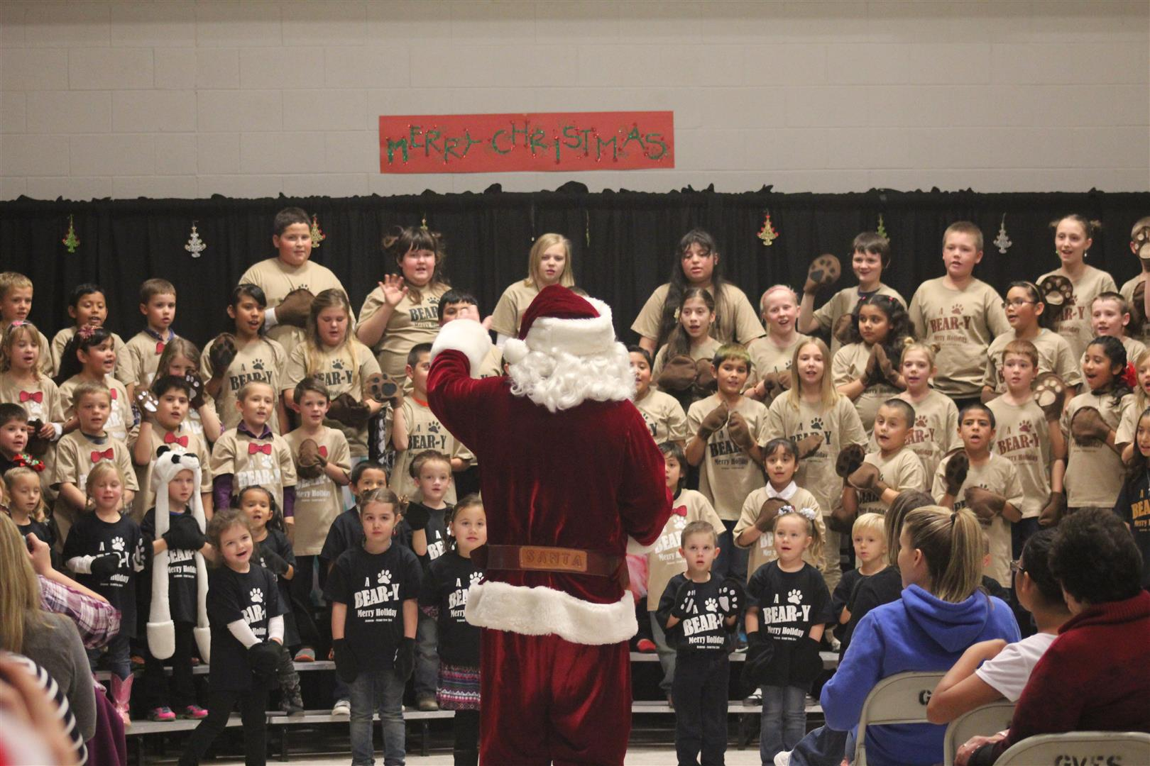 Grand View Elementary Christmas Play