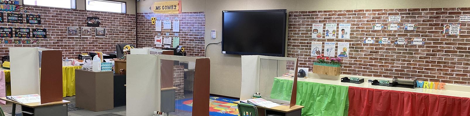9-Salome Elementary Classroom