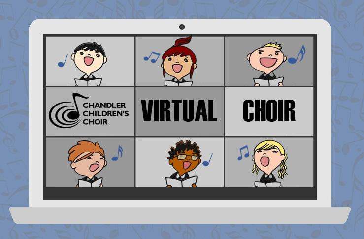 Chandler Children's Choir Spring Virtual Choir