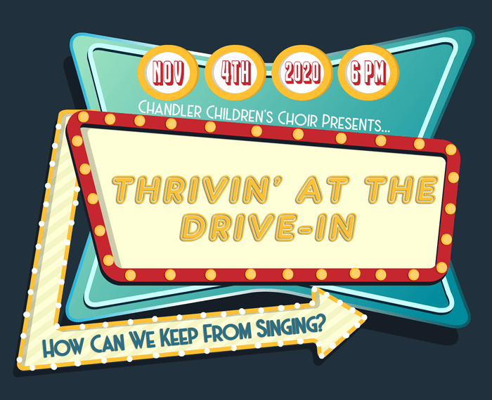 Thrivin at the Drive-In