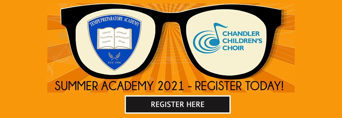 Summer Academy 2021 - Register Today