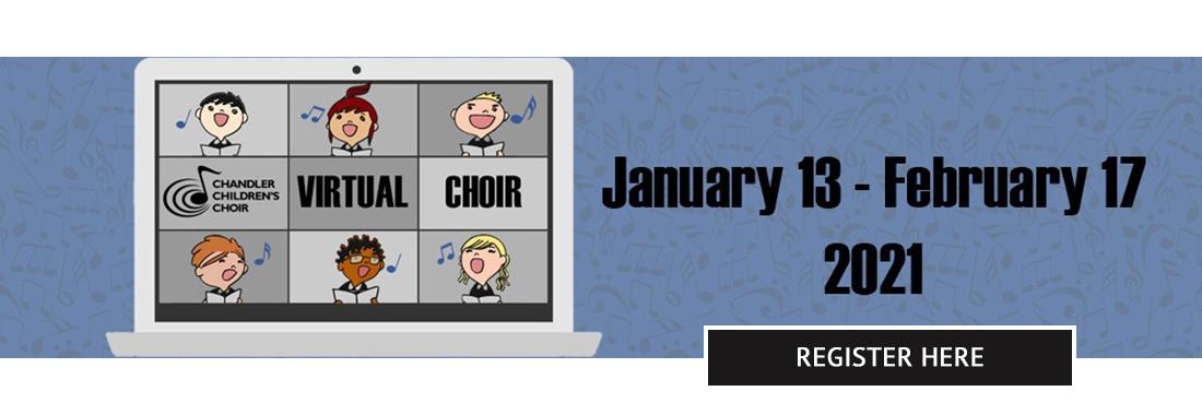 Chandler Children's Choir Virtual Choir