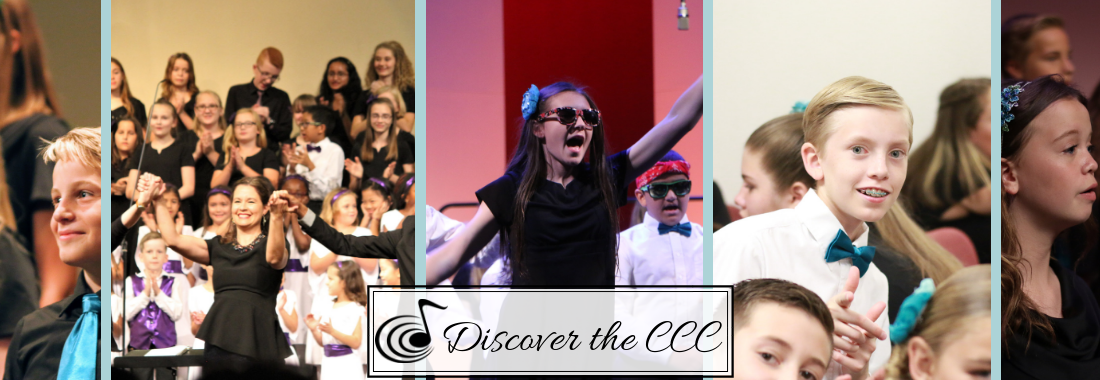 Discover the CCC.