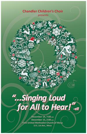 Chandler Children's Choir presents
