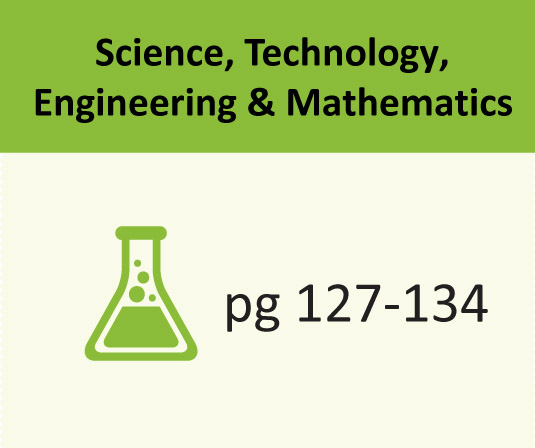 Science, Technology, Engineering & Mathematics pages 127-134