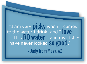 Judy From Mesa, AZ quote