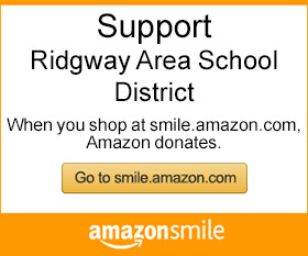 Support Ridgway Area School District when you shop Amazon Smile