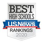 Best High Schools U.S. News Rankings 2020