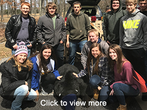 View more photos of Ridgway High School Envirothon team