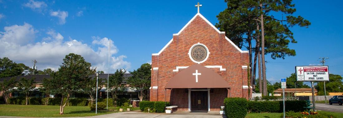 Welcome to the New Redeemer Lutheran School Website!