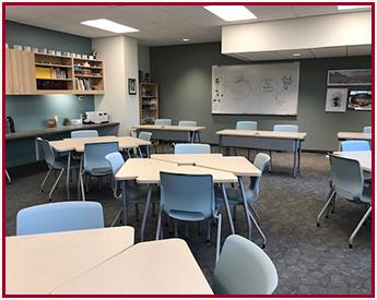 Edgewood classroom
