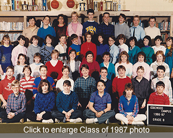 Click to enlarge Class of 1964 photo