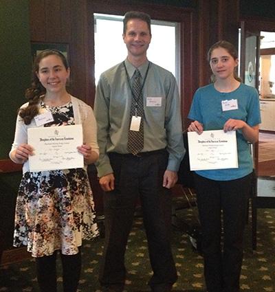 DAR Essay Winners