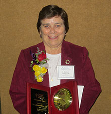 Congratulations Sr. Kathleen Malone
