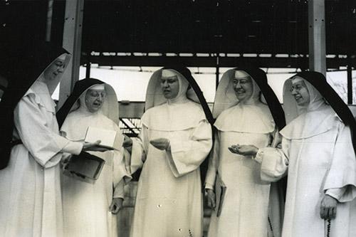 Sisters in Habit