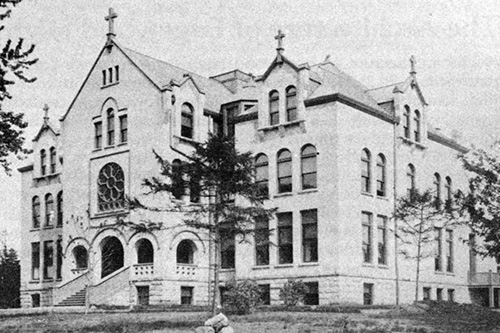 1890's Sacred Heart Academy