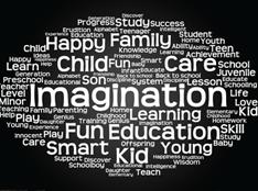 Imagination Chalkboard