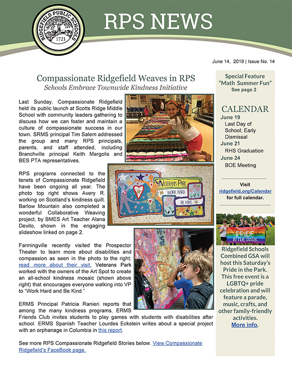 RPS News - June 14, 2019 - Page 1