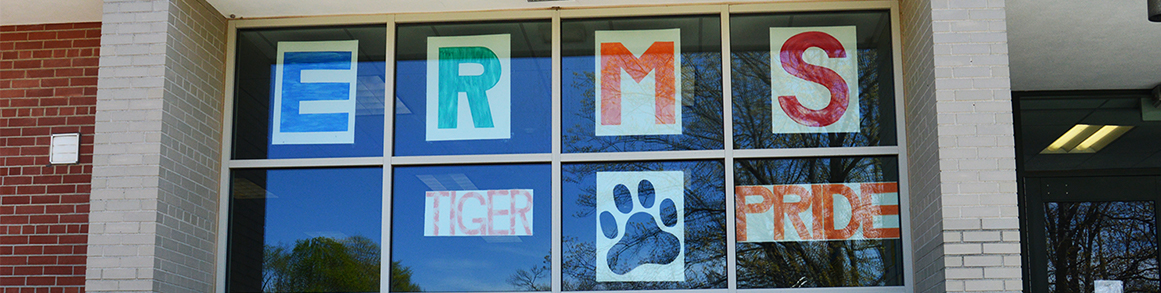 ERMS tiger pride posters