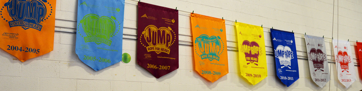 5-Veterans Park School Pennants