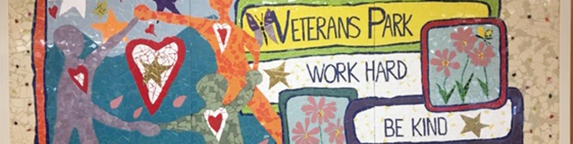 Veterans Park Work Hard Be Kind