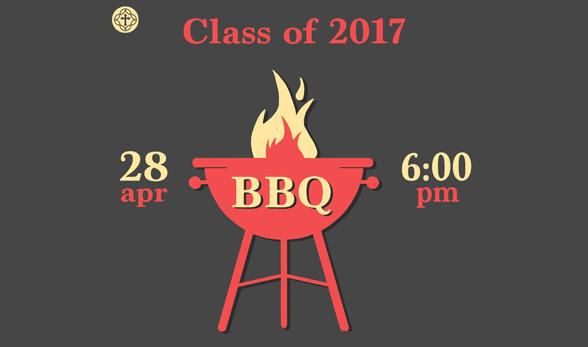 Graduating Students BBQ