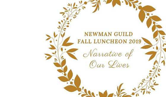 Newman Guild Fall Luncheon
