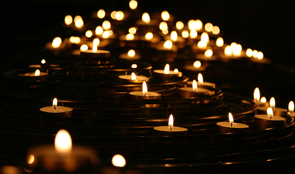 Light a Candle // Prayer Intentions for Finals