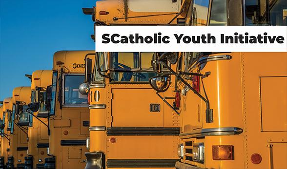 Volunteer w/SCatholic Youth Initiative