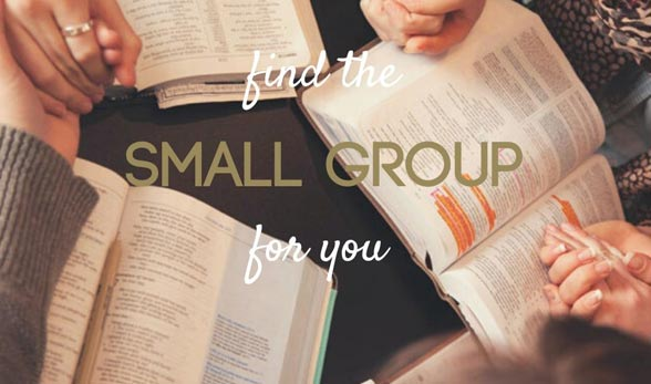 Small Group Bible Studies
