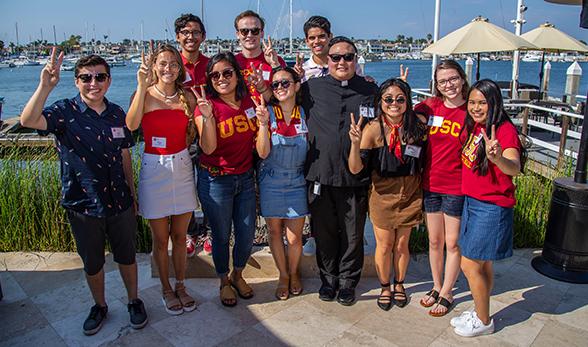 Catholic Student Ambassador Program