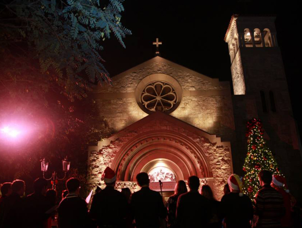 Anniversary Mass & Tree Lighting