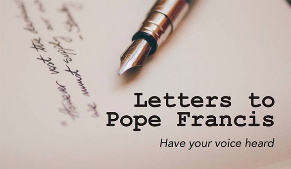Letters to Pope Francis