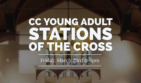 Young Adult Stations of the Cross
