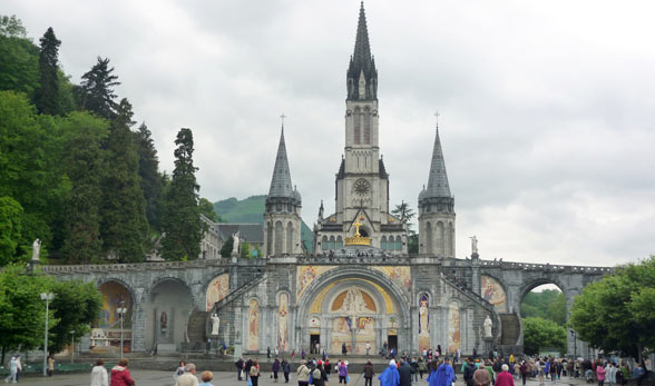 APPLY NOW - Lourdes Pilgrimage