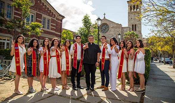 Catholic Trojan Young Alumni