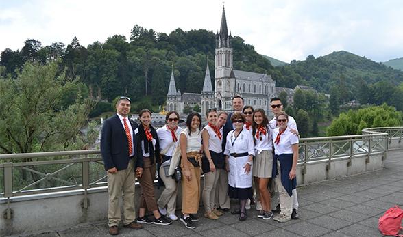 Lourdes Info Session - Sept. 27