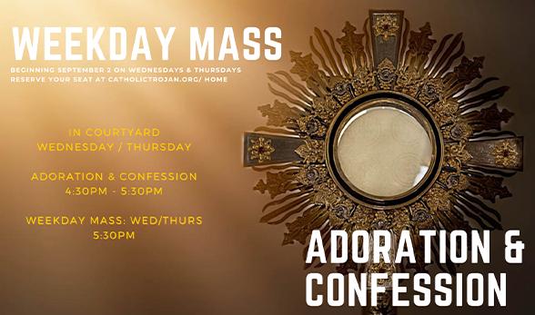 Adoration & Confession
